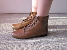 handmade ankle boots