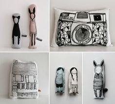 Kidsroom - cushions