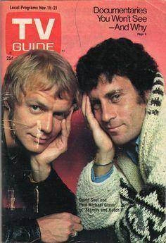1975 TV Guide - Starsky and Hutch - Howard Cosell - Hedda Gabler - Van Dyke