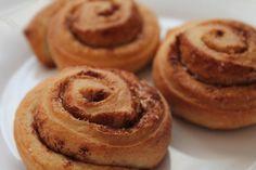Olalyz166: Cynamonki - Cinnamon rolls