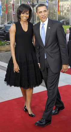 Michelle Obama's Best Looks, from 2009 to Today Photos | W Magazine