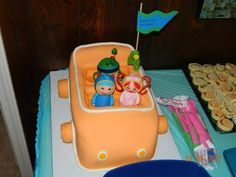 23+ Best Picture of Team Umizoomi Birthday Cake . Team Umizoomi Birthday Cake Team Umizoomi Birthday Party Beauty The Boys  #BirthdayCakeToppers