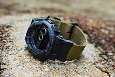 Stylish Watches, Cool Watches, Watches For Men, G Shock Watches, Casio G Shock, Watches Photography, Edc Everyday Carry, Nato Strap, Fitness Watch