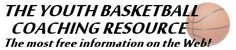 Free youth basketball coaches resource, 400+ Video Clips, 165+ Handouts. Basketball Drills, Basketball Plays, How to Play Basketball, Coaching Tips, Basics.