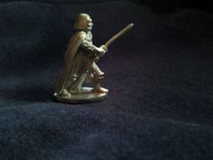 Darth Vader Vintage Lead Figurine, 1-inch, 1988.