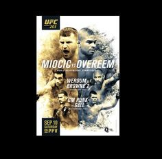 UFC 203 WHERE TO WATCH LIVE  Correia will likewise hope to bounce back after two continuous misfortunes in her latest battles.The Brazilian slugger tumbled to previous ladies' champion Ronda Rousey in a warmed challenge in 2015 preceding dropping a...