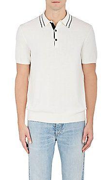 d5bc425b Jason Cotton Polo Shirt Shop Rags, Designer Clothes For Men, Rag And Bone,