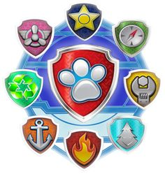 Paw Patrol Movie, Paw Patrol Badge, Paw Patrol Cartoon, Pup Patrol, Paw Patrol Characters, Escudo Paw Patrol, Imprimibles Paw Patrol, Paw Patrol Party Decorations, Imprimibles Toy Story