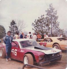 Back in the day Alabama dirt racing Dirt Track Racing, Auto Racing, Ridge Runner, Late Model Racing, Old Race Cars, Vintage Race Car, Car Pictures, Nascar, Car Stuff