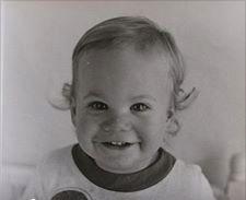 Paul Walker when he was little.