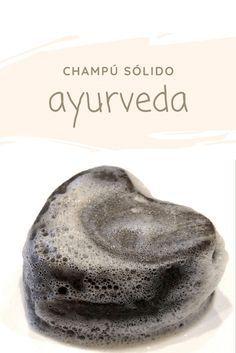 Solid Shampoo, Natural Shampoo, Shampoo Bar, Natural Skin Care, Ayurveda, Ayurvedic Herbs, Natural Beauty Remedies, Natural Beauty Recipes, Organic Makeup