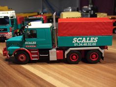 WSI SCALES Scania T113/T143
