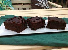 Anti-inflammatory diet friendly brownies