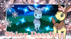 Beware, Deerling is so cute it will make you faint.