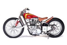 One of the best damn things to happen to the custom scene in years is the rise of the developing world. Countries in South America… Cool Motorcycles, Triumph Motorcycles, Vintage Motorcycles, Front End Design, Street Scrambler, Enfield Classic, Scrambler Custom, Filthy Rich, Cool Cafe