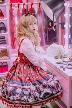 Lolita装扮的微博_微博