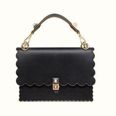 Lançamento Bolsa Fendi Kan I Black - Premium 138ed9fcf8c