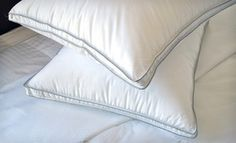 Groupon - Microfiber or Allergy-Shield Pillows (Up to 55% Off). Three Sizes Available. Free Shipping and Free Returns. in Online Deal. Groupon deal price: $29.00