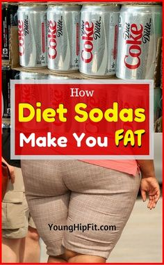 How diet soda makes you gainweight. Learn the 4 terrible secrets behind how diet sodas make you gain weight and what healthy, great tasting alternatives you can try, all in this article!