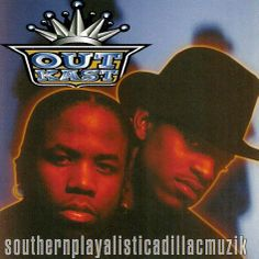 57. Outkast - Southernplayalisticadillacmuzik (1994)
