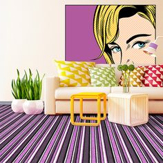 pop art interior design - Google keresés