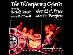 Tango Ballad - The Threepenny Opera (Off-Broadway Revival Cast 1954)