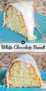 Rich white chocolate in a delicious cake, topped with a creamy white chocolate ganache. This White Chocolate Bundt Cake is a spectacular dessert that you can whip up in no time. Bundt cakes are quickly...