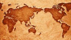 Afbeeldingsresultaat voor old world map hd