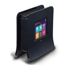 Securifi Almond - (3 Minute Setup) Touchscreen Wireless Router / Range Extender