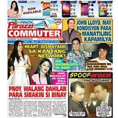 Pinoy Parazzi Commuter Vol 1 Issue 15 November 13, 2014 http://www.pinoyparazzi.com/pinoy-parazzi-commuter-vol-1-issue-15-november-13-2014/