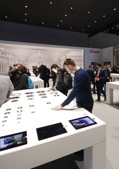 From effect to form: iGuzzini reserves the central area of the stand to 12 display systems each dedicated to a product line characterized by a core singularity. A unique opportunity to appreciate the perfection, attention to detail and design characteristic to the iGuzzini products #Light+Building2018 #Light+Building #Frankfurt #iGuzziniProduct #iGuzzini #Lighting #Light #Luce #Lumière #Licht #Design #LightFirst #LightUp