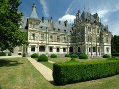 château Menetou-Salon. Centre