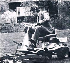 """ardentstreet:  (from """"Niki Lauda - Stars ganz privat"""" by Heinz Prüller, 1973)"""