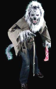 Werewolf Halloween Costume Top 10 Scary Halloween Costumes