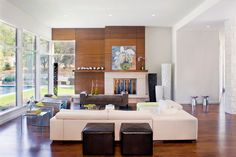 Blanco House by James D. LaRue Architects