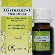 دواء هيستازين Histazine 1 لعلاج الالتهابات ومضاد للحساسية إشتريلي من مصر Shampoo Bottle 10 Things Oral