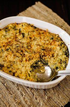 Fill Up Your Freezer With Easy Cheesy Make Ahead Casseroles  Spinach Artichoke Quinoa Casserole