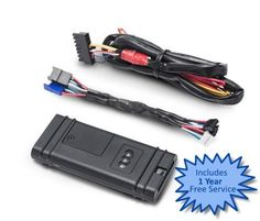 MyCar Addon Interface Module for Remote Start Control Using Your Phone - Includes FlashLink Updater