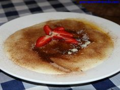 Bratislava, Html, Pudding, Breakfast, Desserts, Food, Gastronomia, Dishes, Meals