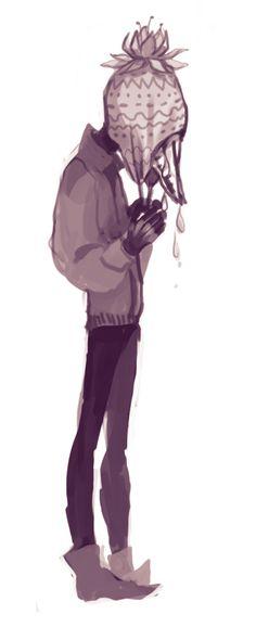 Silis Art Blog http://silisboo.tumblr.com/post/53044819609/wahh-idk-i-felt-like-sketching-up-some-sad