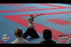 8-Year-Old Girl Is Already A Katana Master