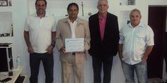 Delegado-Chefe da 12ª Subdivisão de Jacarezinho recebe diploma de Honra ao Mérito - http://projac.com.br/noticias/delegado-chefe-da-12a-subdivisao-de-jacarezinho-recebe-diploma-de-honra-ao-merito.html