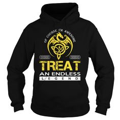 TREAT An Endless Legend (Dragon) - Last Name, Surname T-Shirt
