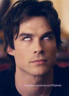 Damon lo mas bello sus muecas!!