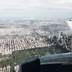 Yesterday's view flying into LaGuardia right over Central Park. She looks like a little toy city, doesn't she? #stylish #tagforlikes #instafashion #swag #glam