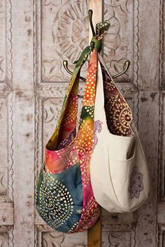 India Hobo Bag - Swoon Sewing Patterns