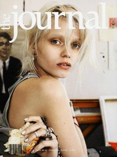 The Journal 2011, Abbey Lee Kershaw