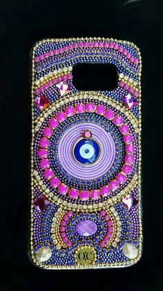 Handmade luxury cases for smartphones Designed by Marlyn Akil  Made in Venezuela