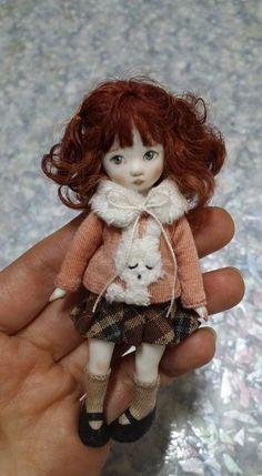 Sun Joo Lee doll <3 <3 <3