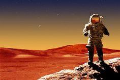 Marsfarere risikerer hjerneskade | forskning.no